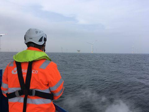 台湾海龙海上风电场即将启动施工调研