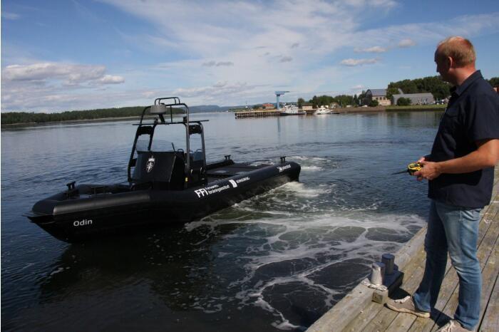 """全球首个无人船公司建立 三位一体的""""无人时代""""可能快要到来"""