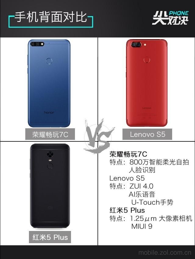联想、小米、荣耀千元级手机性能对比评测