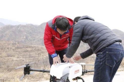 物流空战升级 无人机离大规模商用还要有多远
