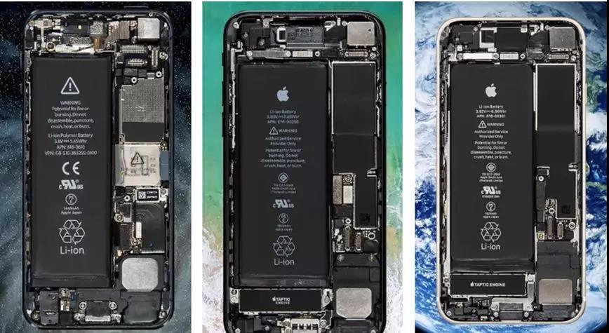 从iphone4到iphoneX的工艺变化看3C电子行业自动化的需求