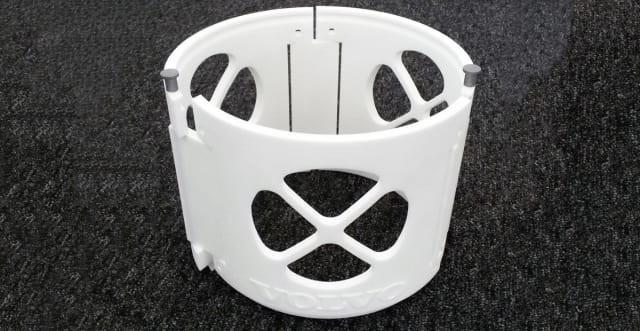 沃尔沃建筑设备公司3D打印施工设备备件