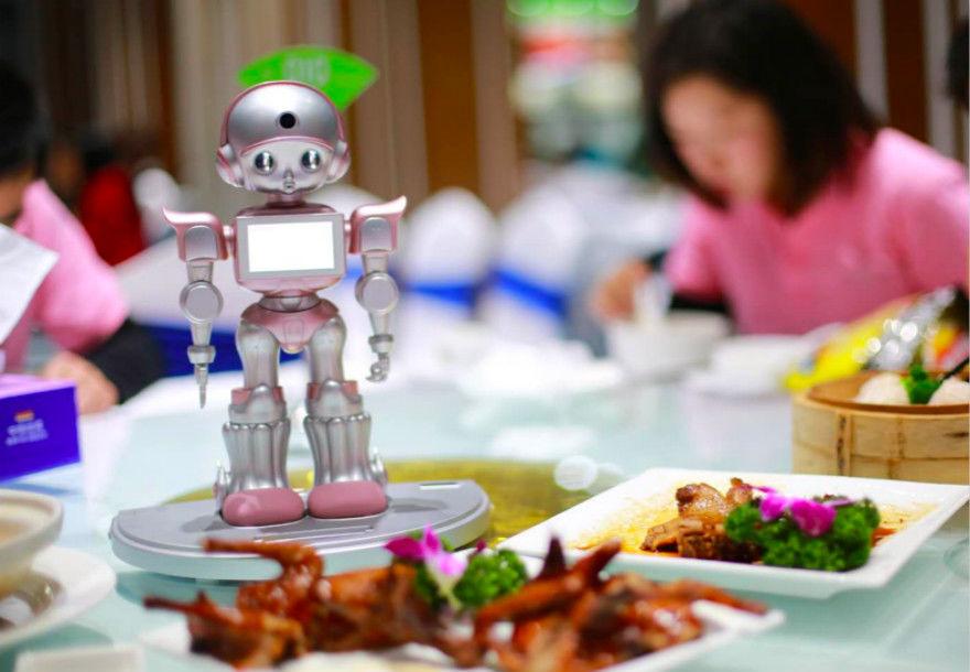 """估值过亿,""""艾唯尔科技""""要用AI机器人赋能商业"""