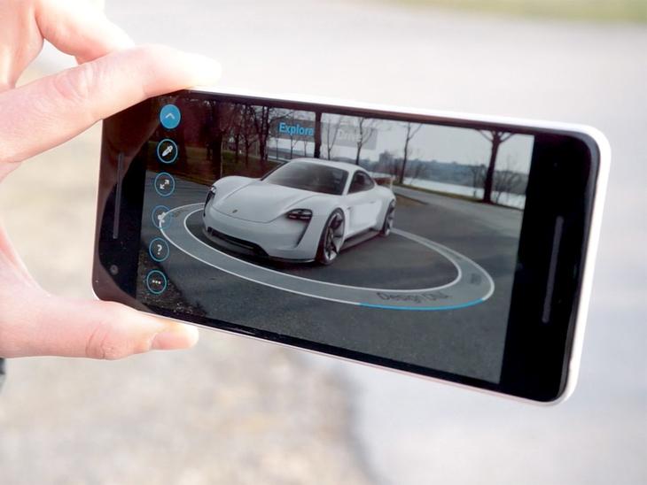 问答:现在哪些手机支持谷歌增强现实平台ARCore?