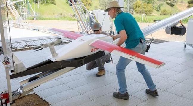 为患者运送药物 Zipline推出医疗无人机