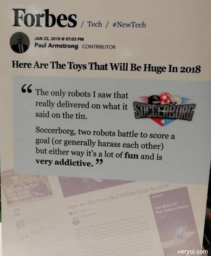 SIMI足球机器人,2018年新款Top畅销玩具