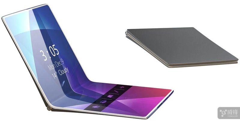 第一批可折叠手机将于今年亮相 苹果缺席