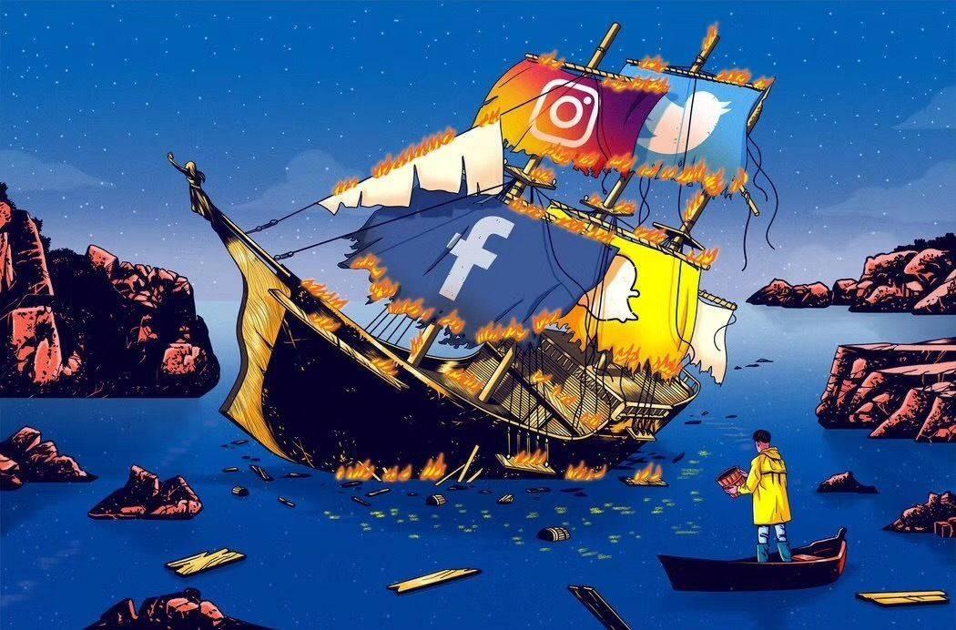 """从""""失控""""走向""""必然"""",Facebook们要学会玩一场""""无限游戏"""""""