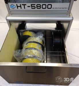 3D PrinterWorks即将推出大型工业3D打印机HT-5800