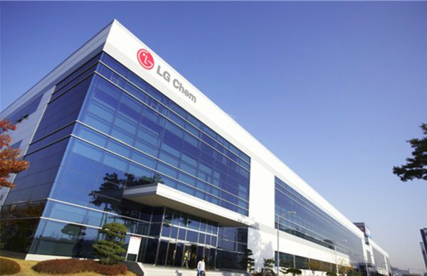 LG化学牵手华友钴业 中韩合资生产锂电池材料