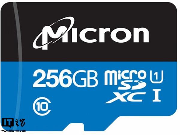美光发布企业级microSD卡:专为视频监控设计,24×7不间断读写