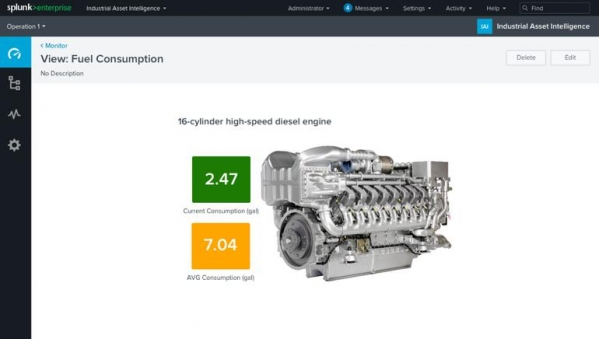Splunk推出工业运营IoT平台IAI