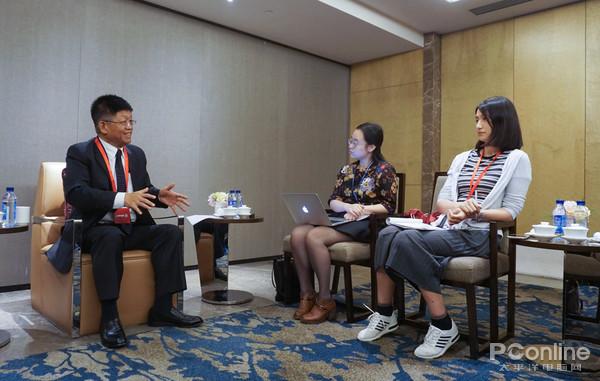 富士康科技集团副总裁陈振国:8K生态王者归来