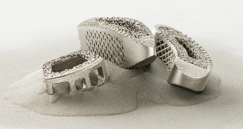 CoreLink推出Foundation 3D打印钛金属植入体多孔笼式系统