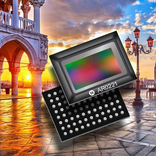 安森美半导体推出具备领先的微光灵敏度和信噪比的数字图像传感器