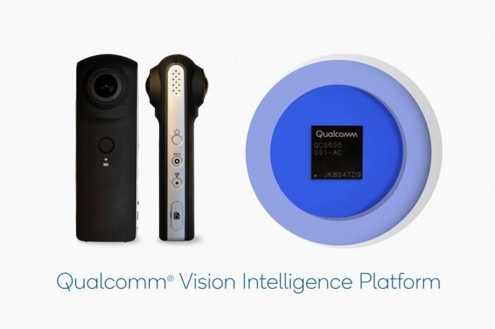 高通发布新视觉芯片 让智能相机、监控和机器人更强大
