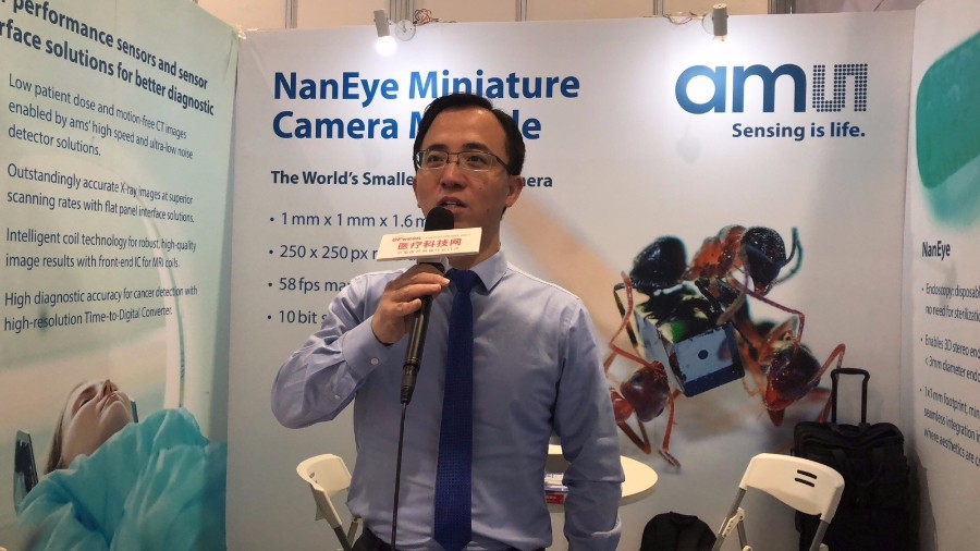 上海医博会直播第三天丨传感器+物联网 不一样的精彩
