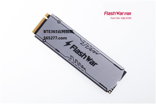 Flash Bet365闪战固态硬盘 打造专业电竞SSD