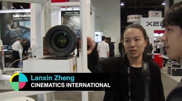 国产黑科技转接器:让智能手机用上相机镜头
