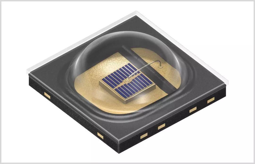 欧司朗发布6款高功率红外LED