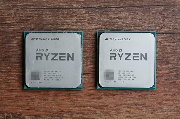 AMD Ryzen二代正式发布:性能更上一层楼