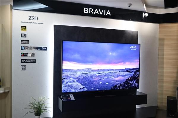 电视厂商加速抛弃4K: 8K屏幕全面量产