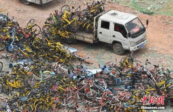 共享单车并购背后:ofo将车抵押给阿里每辆作价仅112元