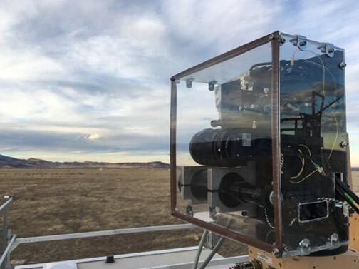 美科学家开发出可精准探测气体泄漏的中红外双频梳激光光谱仪