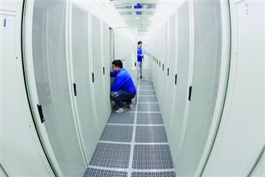 鞍山建辽宁省内规模最大云数据中心