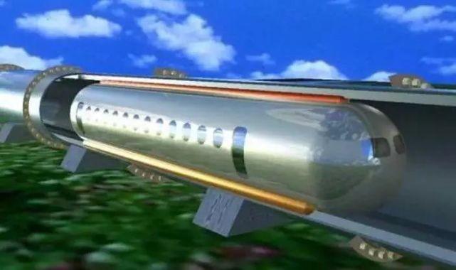 """14秒内刹住时速600公里 马斯克的超级高铁""""秒停""""能现实吗"""