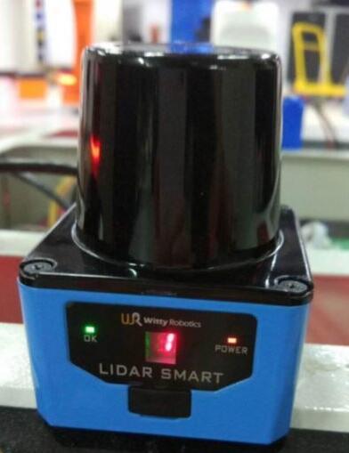 传感器:国产激光雷达在AGV领域优秀凸显