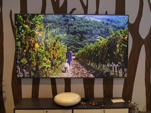 技术和市场 中国激光电视实现弯道超车