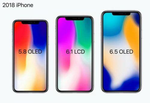 曝苹果iPhone X Plus OLED屏幕下月量产 三星负责