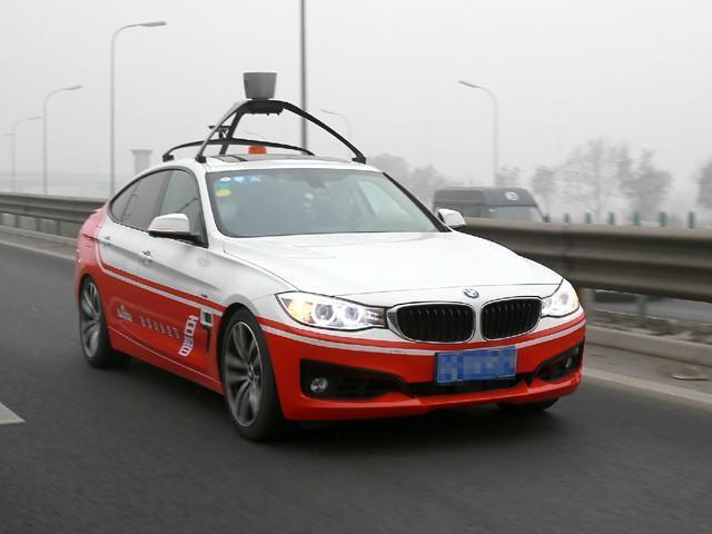 阿里巴巴正研发L4自动驾驶技术 具备路测能力