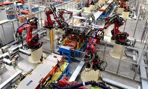 Robot2.0时代 新松机器人剑指苍穹