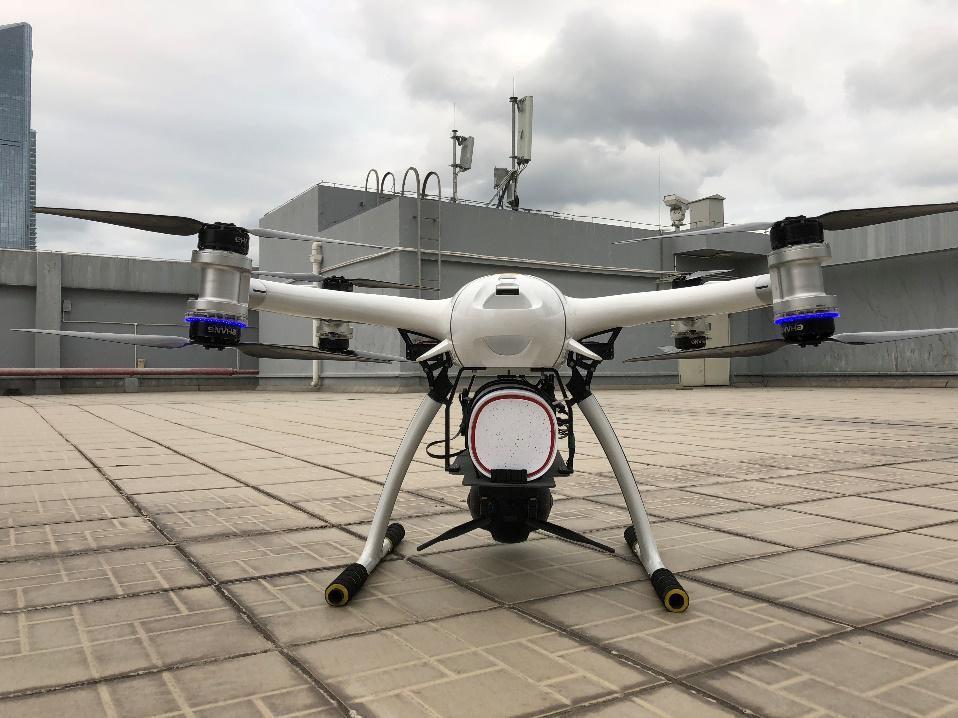 中国电信携手华为完成5G无人机首飞试验及巡检业务演示