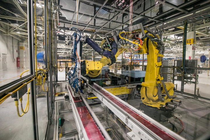 探访上汽通用汽车动力电池系统发展中心