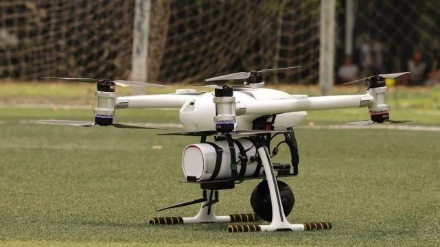 电信联手华为 完成首个5G网络无人机试飞