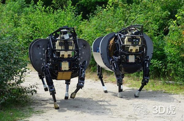美国陆军开发3D打印软机器人 以提高战斗中的隐身能力