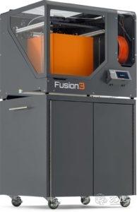 Fusion3推出全新的专业3D打印机F410