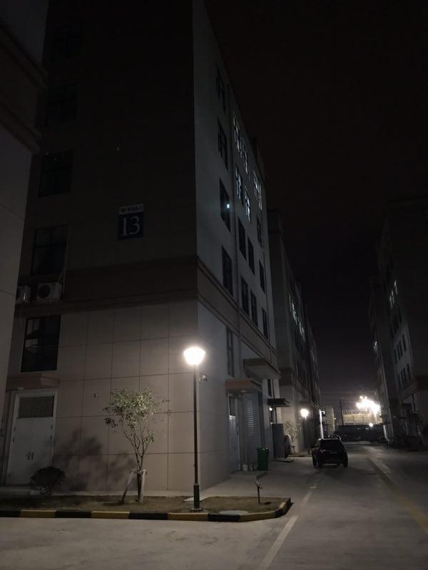 一批智能路灯落地温州 据说每盏灯能节约能耗70%