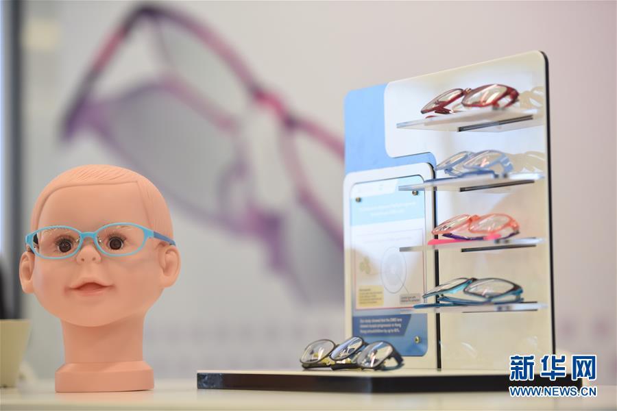 香港理工大学研发有效延迟儿童近视加深的镜片