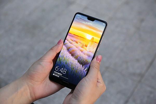 华为:刘海屏想法4年前就有,比iphone x早图片