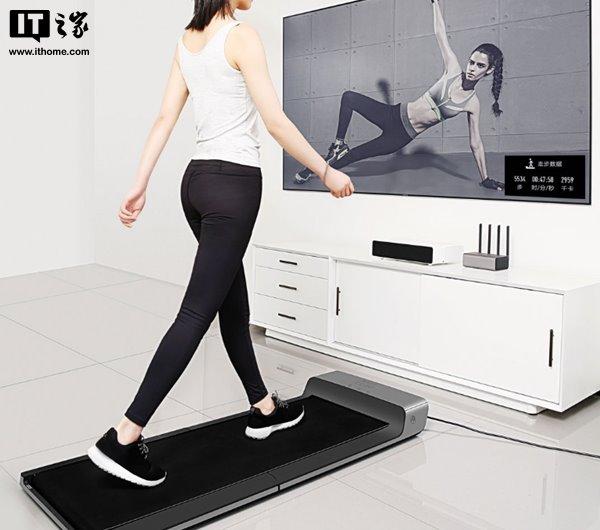 小米众筹上架WalkingPad走步机