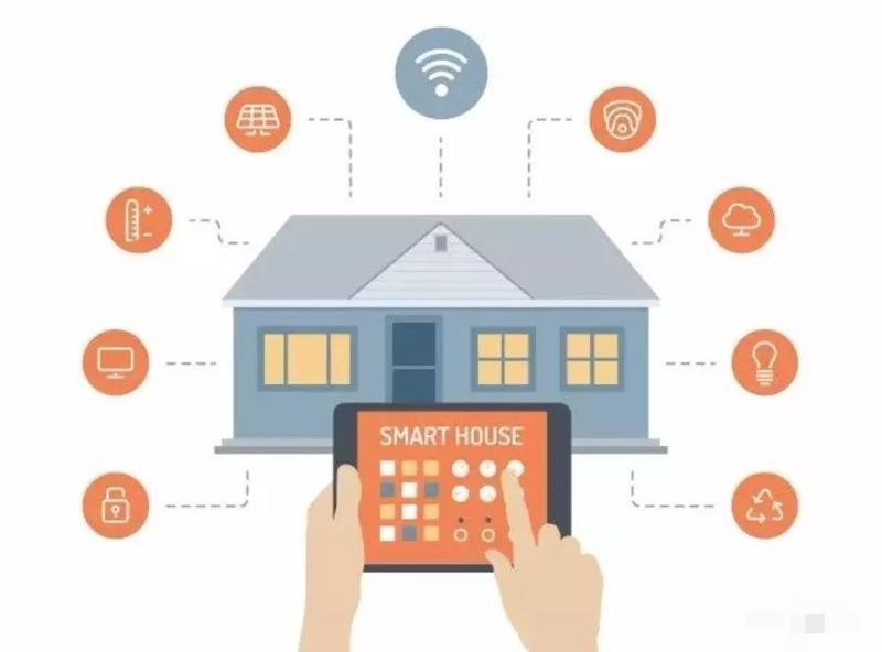 全球智能家居市场将达5000亿 信利、宸鸿等升级智能开关产业链