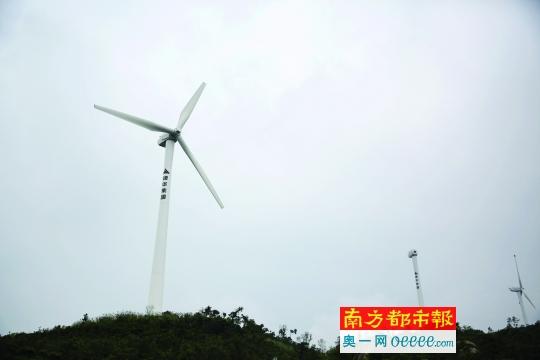 中山风电产业产值超百亿!致力打造海上风产业集群