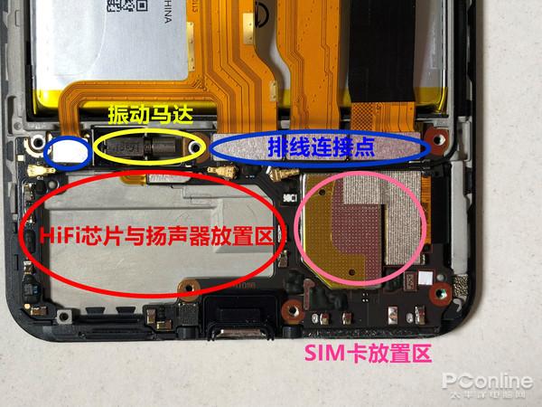 vivo X21屏幕指纹版拆解评测:屏幕指纹秘密何在