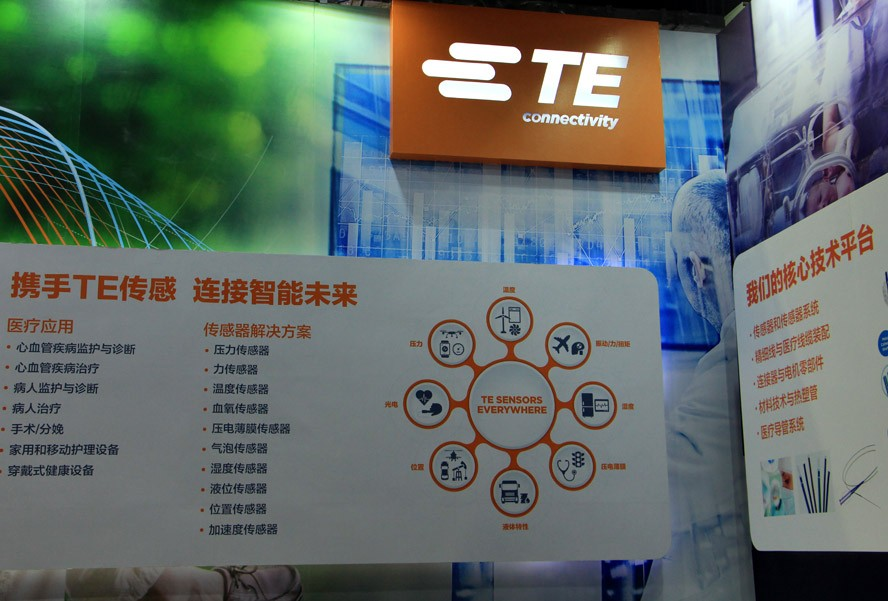医疗产业变革风起,TE传感器触发新机遇