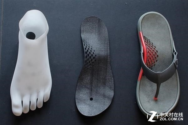 Wiiv公司特别开发手机端App 3D打印人字拖鞋