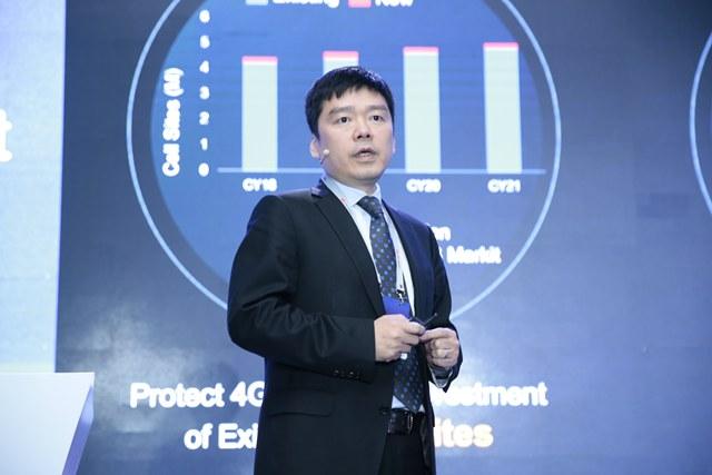 危峰:支撑5G时代创造更大价值 华为以摩尔定律驱动5G承载创新